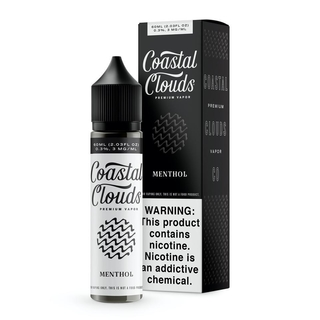 Juice - Coastal Clouds - Menthol - 60ml