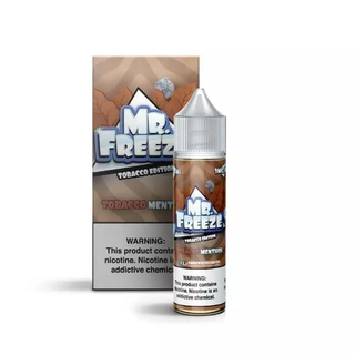 Juice - Mr. Freeze - Tobacco Menthol - 60ml