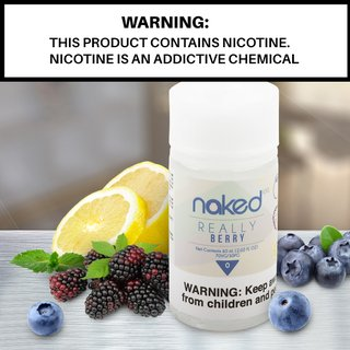 Juice - Naked 100 - Really Berry - 60ml