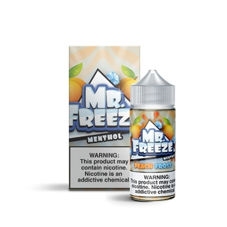 Juice - Mr. Freeze - Peach Frost - 100ml