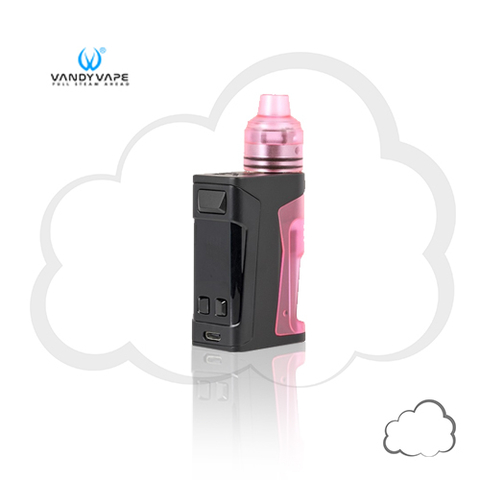 Pod System - Vandy Vape - Simple Ex Mtl Squonk Starter Kit