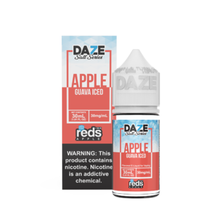 SaltNic - Reds - Guava Iced - 30ml