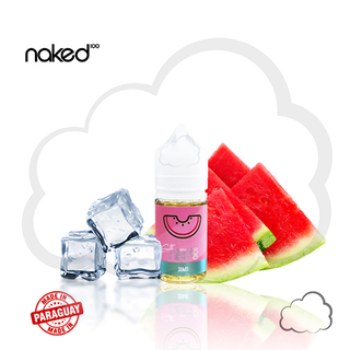 SaltNic - Naked (Latam) - Watermelon Ice - 30ml