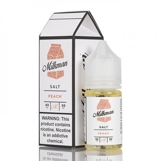 SaltNic - The Milkman- Peach - 30ml
