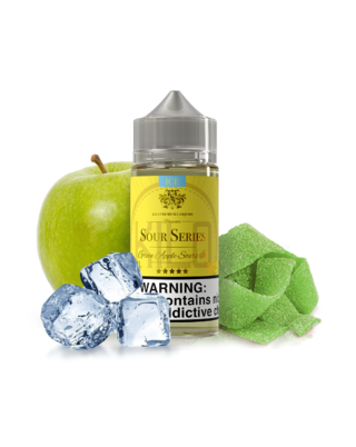Juice - Kilo - Green Apple Ice (Bazooka) - 100ml
