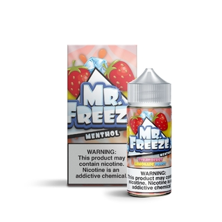 Juice - Mr. Freeze - Strawberry Lemonade Frost - 100ml