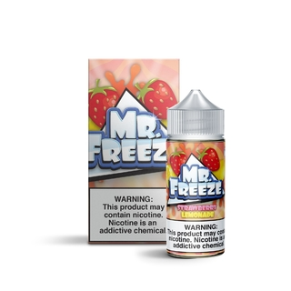 Juice - Mr. Freeze - Strawberry Lemonade - 100ml