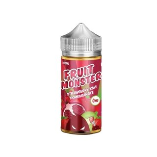 Juice - Fruit Monster - Strawberry Kiwi Pomegranate - 100ml