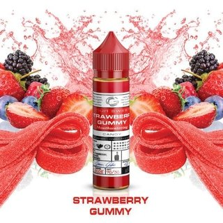 Juice - Basix - Strawberry Blast - 60ml