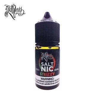 SaltNic - Ruthless - Strizzy- 30ml
