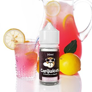 SaltNic - Capi Juices - Sweet Lemonade - 30ml