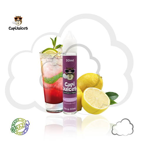 Juice - Capi Juices - Sweet Lemonade - 30ml