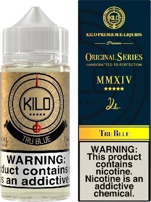 Juice - Kilo - Original Series - Tru Blue - 60ml