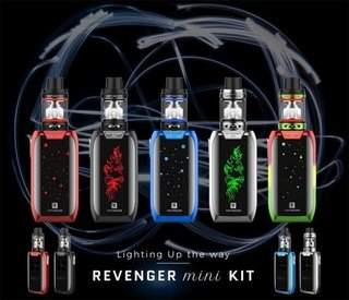 Kit - Vaporesso - Revenger Mini