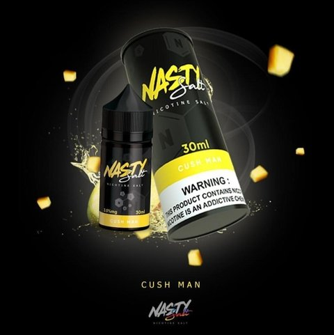 SaltNic - Nasty - Cush Man - 30ml