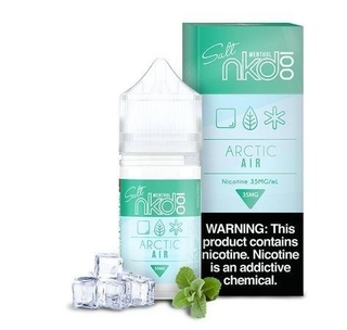 SaltNic - Naked (Latam) - Arctic Air (Mint) - 30ml