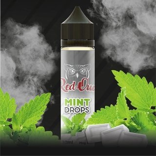 Juice - Red Owl - Mint Drops - 30ml