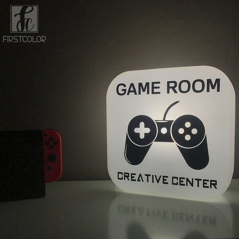 comprar-luminaria-ledito-box-lightbox-game-room-creative-center-videogame-video-game