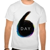 Camiseta Branca Day6 Day 6 Kpop K-pop Logo