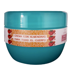 Crema humectante corporal