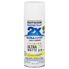 Pintura Aerosol Rust Oleum Ultra Cover 2X Colore Ultra Mate y Ultra Brillantes - comprar online