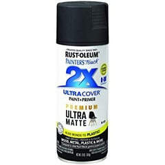 Pintura Aerosol Rust Oleum Ultra Cover 2X Colore Ultra Mate y Ultra Brillantes