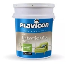 Latex Interior Plavicon Mate Lavable - comprar online