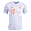 Camisa 2 Bayern de Munique Away 2020/2021 - Torcedor Adulto - Masculino Cinza