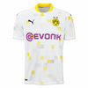 Camisa 3 Borussia Dortmund Third 2020/2021 Cup Edition - Torcedor Adulto - Masculino Branca