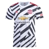 Camisa 3 Manchester United Third 2020/2021 - Adulto Torcedor - Masculino Branca