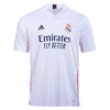 Camisa 1 Real Madrid Home 2020/2021 - Adulto Torcedor - Masculino Branca