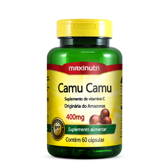 Camu Camu 400mg - 60 Caps