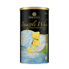 PINEAPPLE WHEY PROTEIN Hidrolisado e Isolado Pineapple 510g