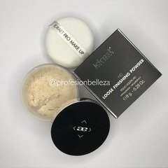 IDRAET: Loose Finishing Powder. Polvo volátil