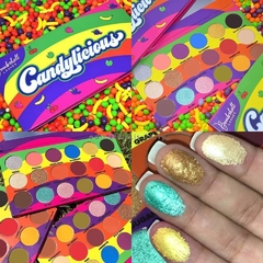 "BOMBSHELL COSMETICA: ""Candylicious Eyeshadow Palette"" - comprar online"