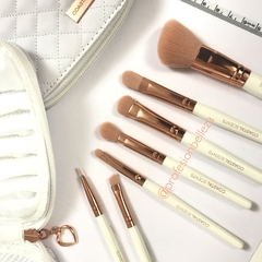 COASTAL SCENTS: ROSE GOLD TRAVEL BRUSH SET. en internet