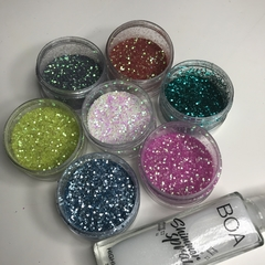 "KIT ""GLITTER 3"": 8 PRODUCTOS"