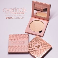 A2 PIGMENTS: GOLD BALLROOM. OVERLOOK. PRESSED HIGHLIGHTER