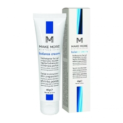 "MAKE MORE: ""Balance Cream"" Crema Hidratante Facial Balance"