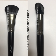 IDRAET: Brocha SP22 PRO FOUNDATION BRUSH (Brocha para base)