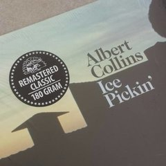 Vinil Lp Albert Collins Ice Pickin' Remast. 180g Lacrado - loja online