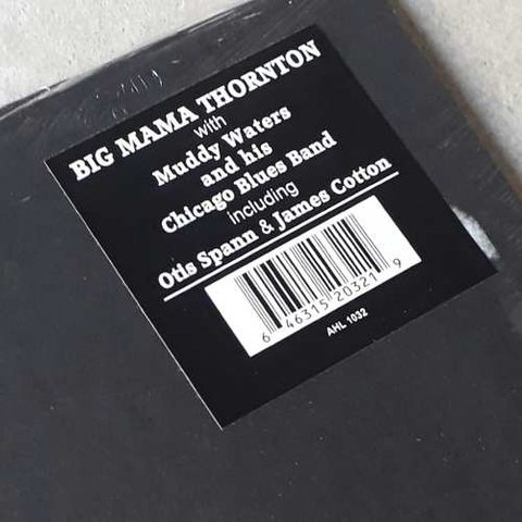 Vinil Lp Big Mama Thornton Queen At Monterey 180g Lacrado