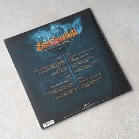 Vinil Lp Blind Guardian Beyond The Red Mirror Lacrado