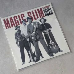 Vinil Lp Magic Slim Gravel Road Gatefold 180g Lacrado