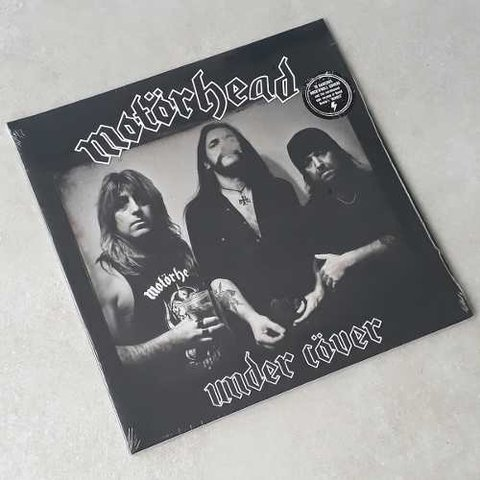 Vinil Lp Motorhead Under Cover Gatefold 180g Lacrado