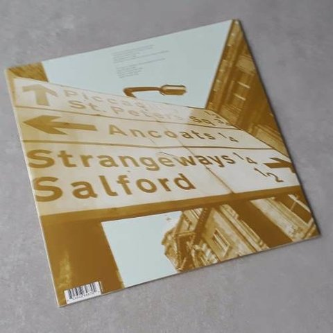 Vinil Lp The Smiths Strangeways Here We Come Remast. Lacrado