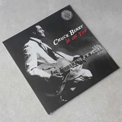 Vinil Lp Chuck Berry Is On Top +cd Lacrado