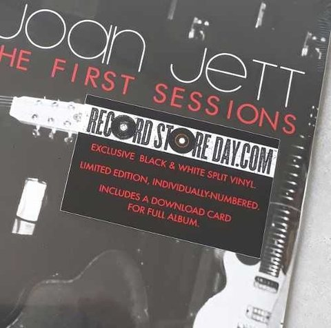 Vinil Lp Joan Jett First Sessions 45rpm Lacrado