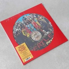 Vinil Lp Beatles Sgt Pepper's Loney Hearts Club Band Picture