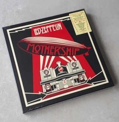 Vinil Lp Led Zeppelin Mothership Box Set 4 Lps Remasterizado
